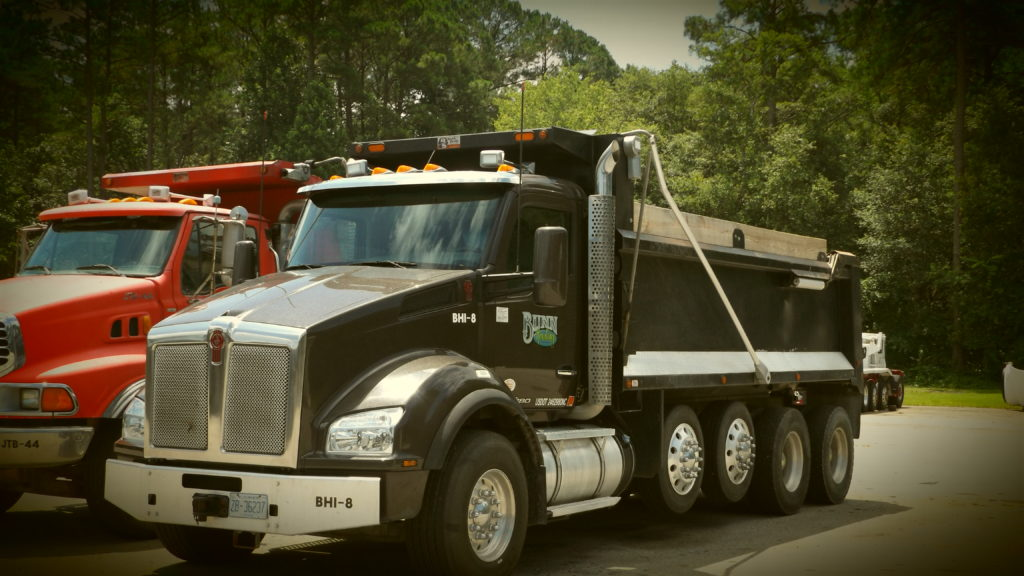 Dependable Trucking and Hauling Services